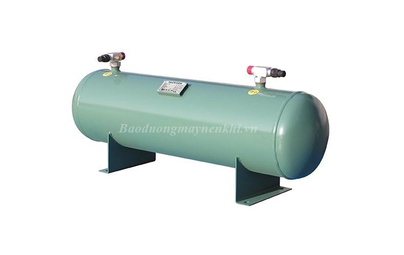 Bình chứa cao áp thường được sử dụng trong kho lạnh