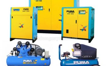 Máy nén khí Puma khá đa dạng giúp đáp ứng các nhu cầu sử dụng của người dùng