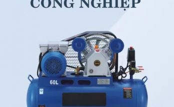 Máy nén không khí công nghiệp được sử dụng trong nhiều lĩnh vực