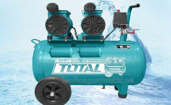 Máy nén khí không dầu Total 24l TCS1075242
