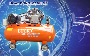 Máy nén khí 35L Lucky