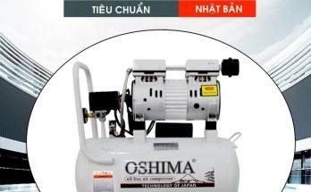 Máy bơm nén khí Oshima chính hãng