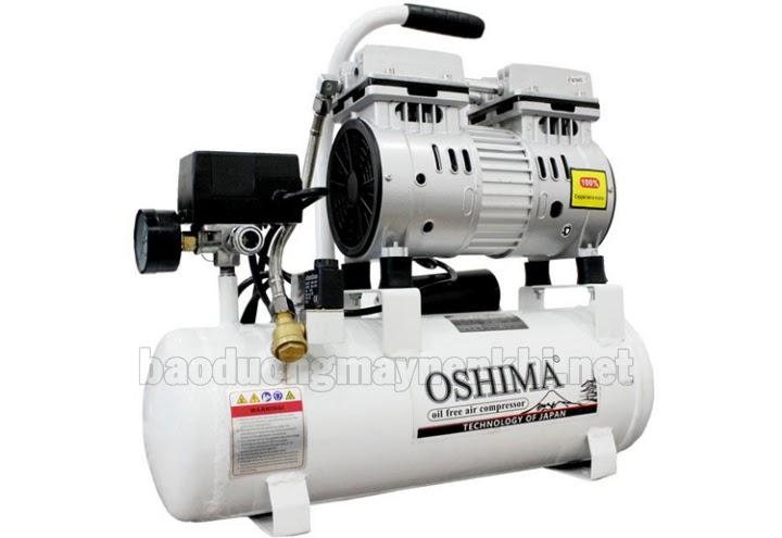 Máy bơm nén khí Oshima 9L