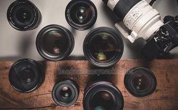 lens máy ảnh là gì