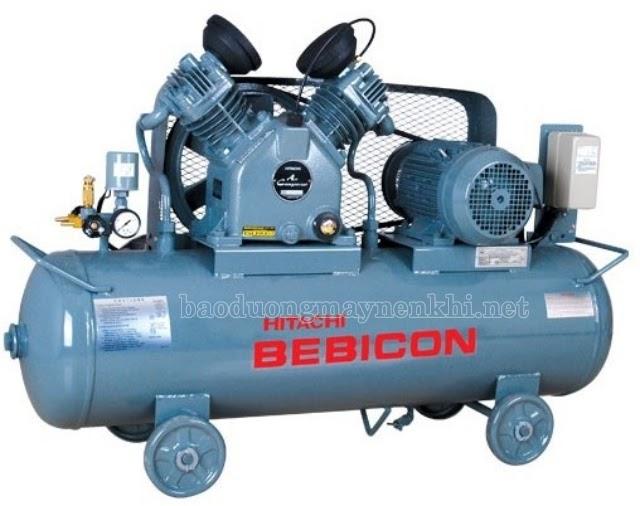 máy nén khí piston có dầu