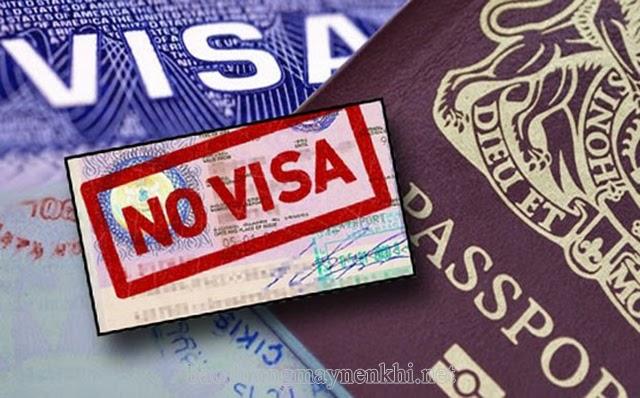 miễn thị thực visa