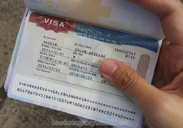 Hình thức miễn thị thực visa 5 năm