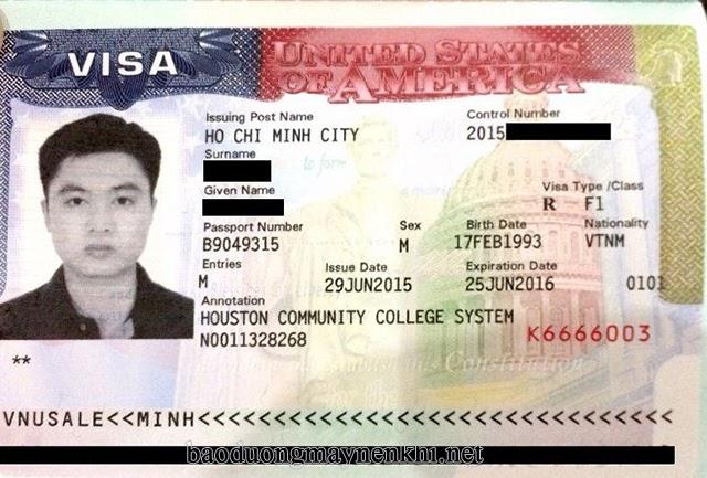 visa thị thực