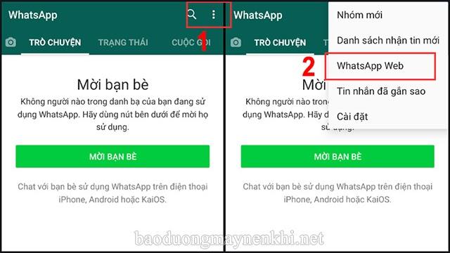 Tính bảo mật của Whatsapp cao