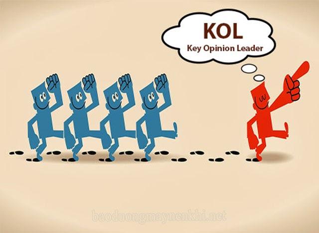 kol là nghề gì
