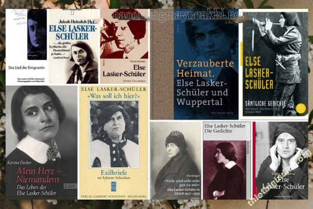 Các tác phẩm Else-Lasker-Schüler