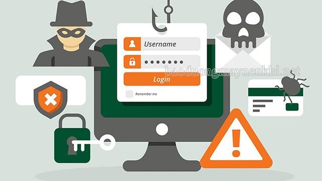 Phishing email giả mạo thanh toán online