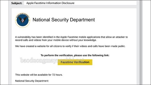 Phishing email giả mạo thông báo email doanh nghiệp overload data