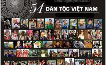 Việt Nam có bao nhiêu dân tộc?