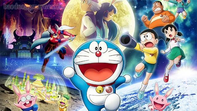 Doraemon- kodomo manga nổi tiếng toàn thế giới