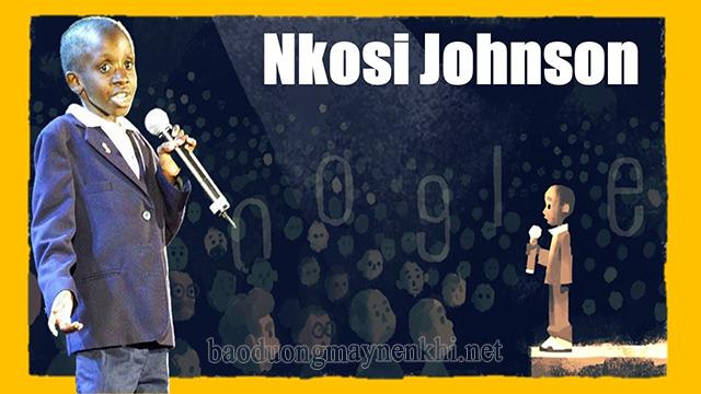 Nkosi johnson là ai
