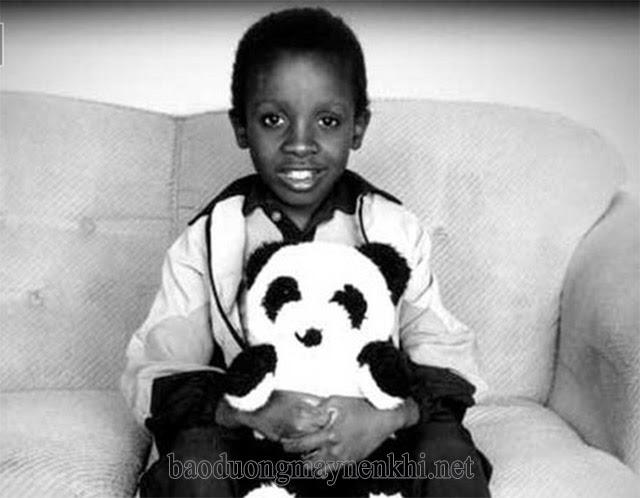 Chân dung Nkosi Johnson
