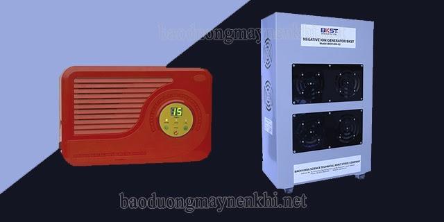 máy tạo ion âm