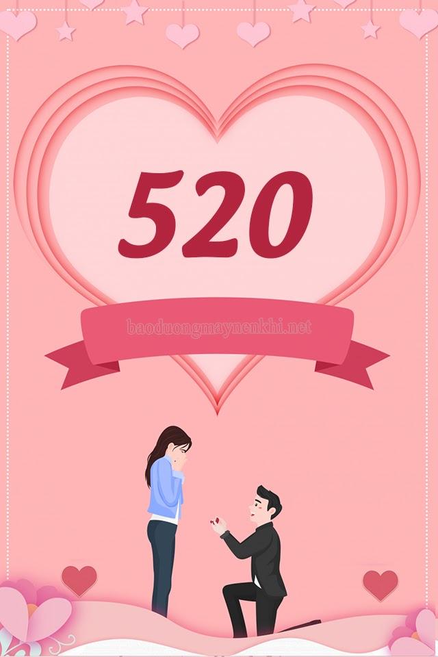 520 là j