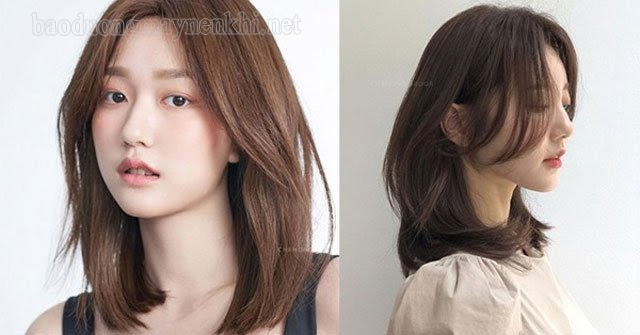 kiểu tóc layer nữ